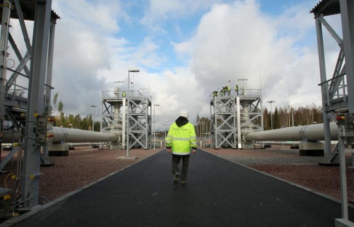 Россия занимает первое место в мире по запасам газа