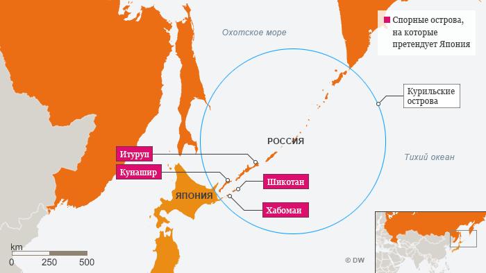 Чем для России важны оспариваемые Японией Курильские острова?