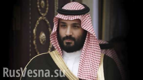 Убийство Хашкаджи. ЦРУ «топят» саудовского принца организовавшего убийство журналиста | Русская весна