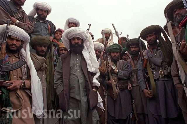 Война в Афганистане: приключения русских на реке Кокче
