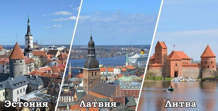 Новости из Прибалтики не оставляют камня на камне на мифе о европейских странах