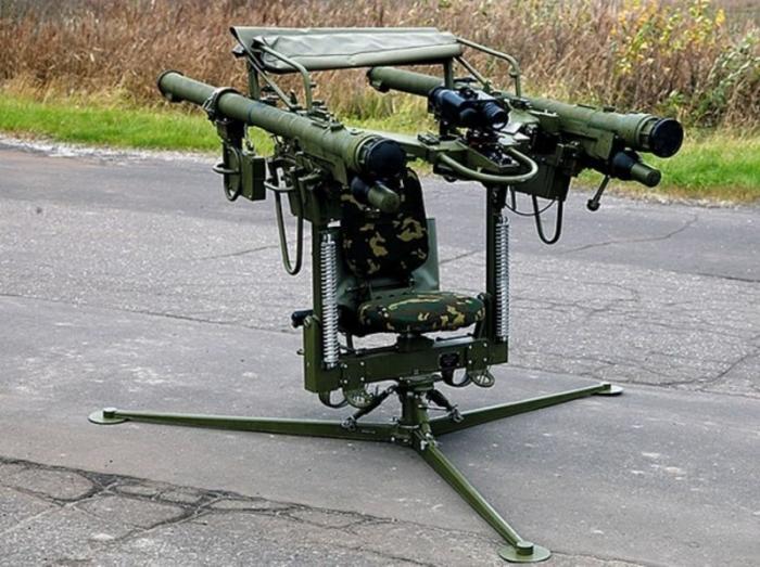 Иракская армия использует новейшие российские системы ПВО «Панцирь-С1» и комплекс «Джигит»