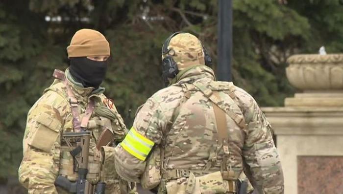 В Грозном женщина совершила самоподрыв у федерального поста полиции