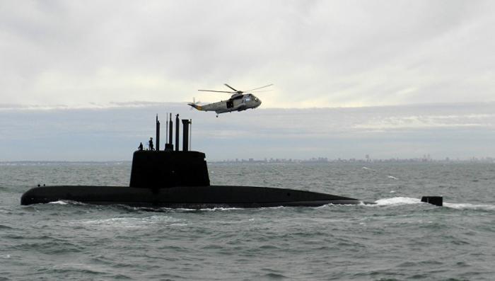 Президент Аргентины объявил траур по экипажу подлодки «Сан-Хуан»