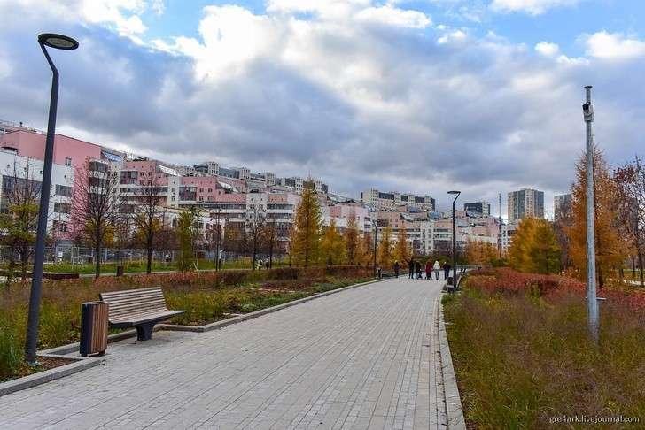 Прогулки поМоскве. Парк «Ходынское поле»