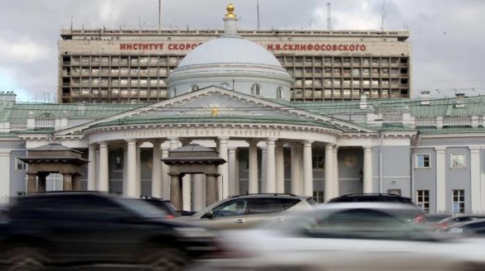 Московский НИИ имени Склифосовского прокомментировал госпитализацию Виктора Януковича