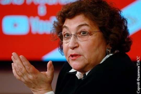 Альбац отказалась передавать лишние миллионы пожертвований на благотворительность