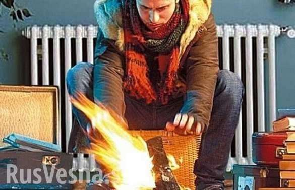 Украина: протесты, холод и выборы президента   Русская весна