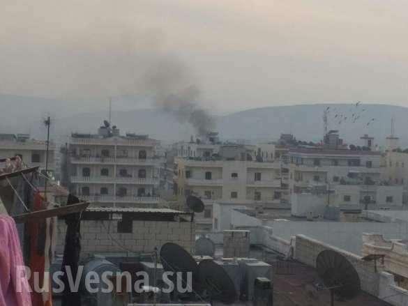 Сирия, Африн: турецкая армия и протурецкие боевики уничтожают друг друга | Русская весна