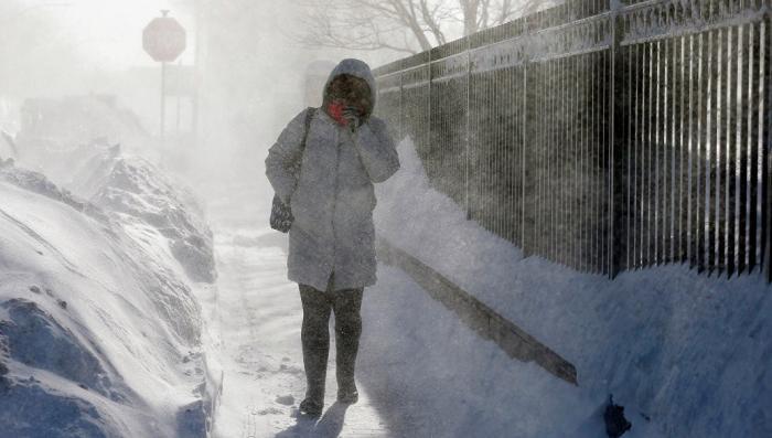 Генерал Мороз атакует Америку. Зима в США начнётся с российского СПГ