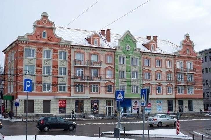 Ремонт хрущёвок вКалининграде