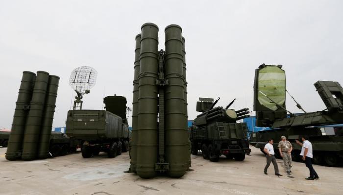 В США сравнили российский С-400 «Триумф» с американским «Патриотом» и системой ПРО THAAD