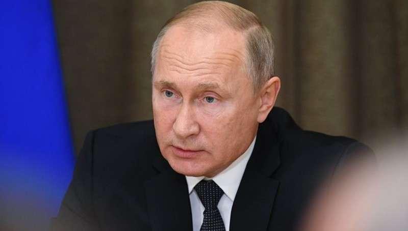 Владимир Путин: выход США из ДРСМД не останется без ответа