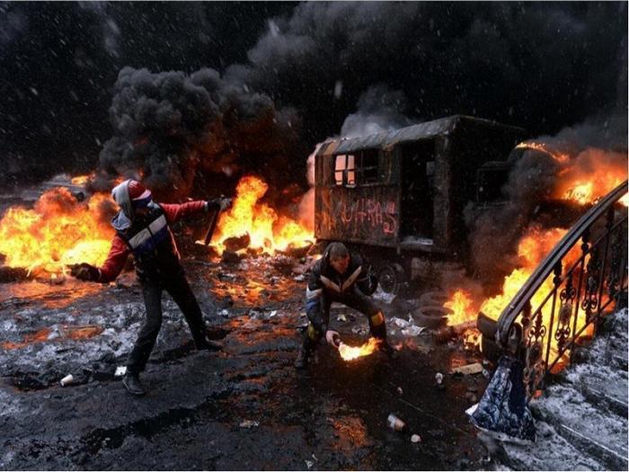 Украина. Пятилетка Майдана. Итоги 2018