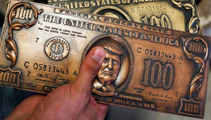 Мировой финансовый кризис. Доллар переживает мощное падение