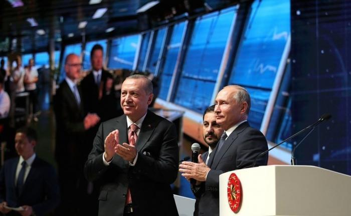 Пуск Турецкого потока – 2. Россия и Турция охватывают Европу с флангов