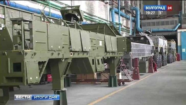 Первый бригадный комплект ОТРК «Искандер-М» выпуска 2018г.отправлен ввойска