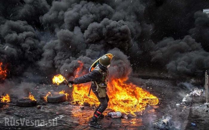 О новом майдане в Киеве и технологии зомбирования из США