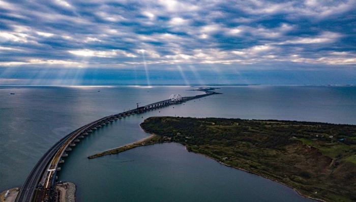 Проседание моста через Керченский пролив это украинский миф