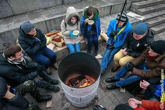 Евромайдан заставил украинцев полюбить неудачников