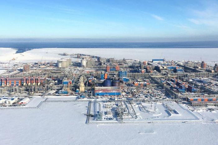 «Ямал-СПГ» приступили кстроительству четвертой линии сжижения газа