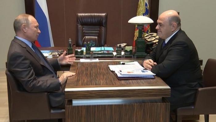 Глава ФНС Михаил Мишустин рассказал о поступлениях в бюджет и налоге для самозанятых