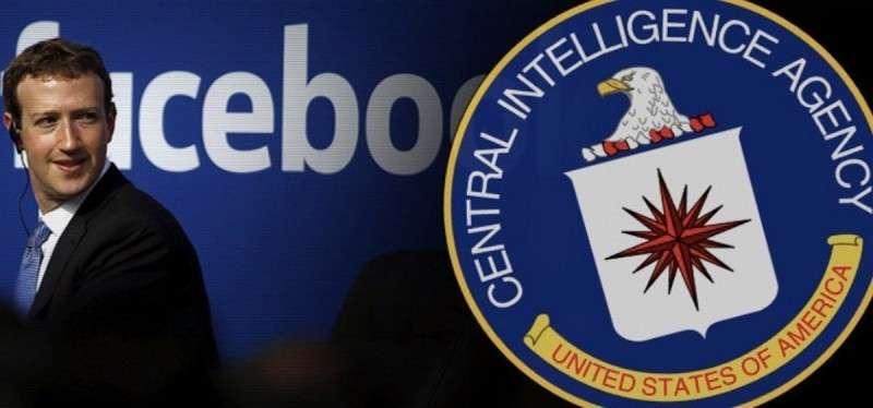 Фейсбук медленно но уверено умирает по вине ЦРУ