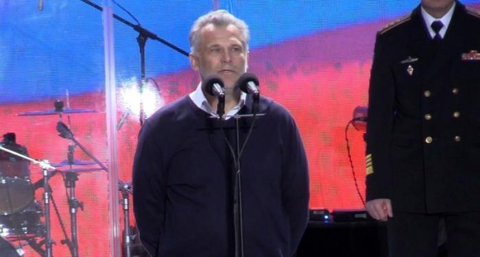 Алексей Чалый предложил губернатору Севастополя Дмитрию Овсянникову казнить его