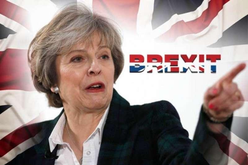 Торг по Брекситу: британия идёт ко дну