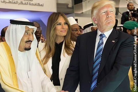 Как Трампу и Саудовской Аравии удалось обвалить мировые цены на нефть