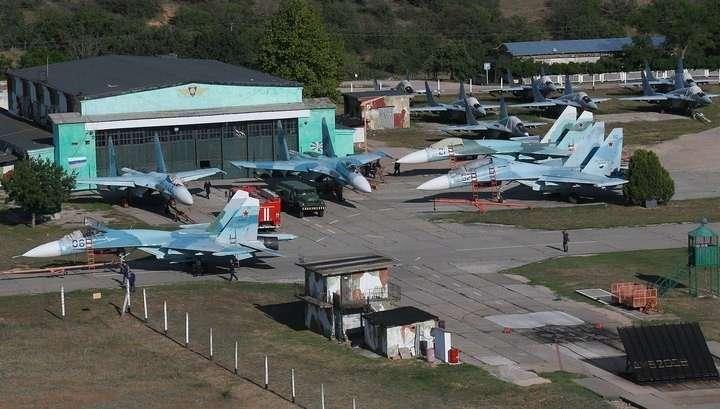 Аэродром Бельбек в Севастополе с новой полосой готов принимать все типы самолётов