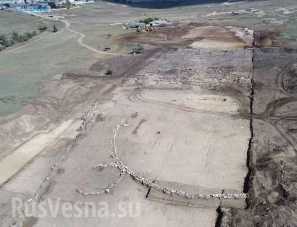 Железнодорожный подход к Крымскому мосту перенесут из-за обнаруженного древнего города | Русская весна