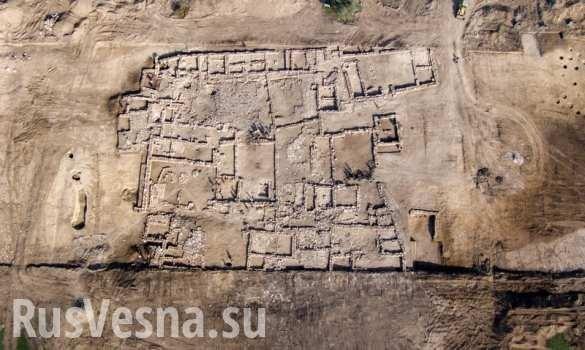 Железнодорожный подход к Крымскому мосту перенесут из-за обнаруженного древнего города