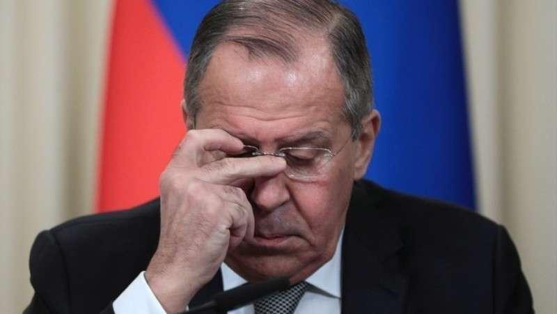 Сергей Лавров опозорил экс-генсека НАТО. Расмуссен официально признан неадекватом