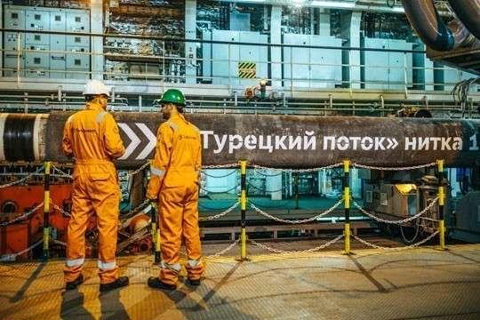 Как Газпрому удалось повернуть «Турецкий поток» обратно в Болгарию