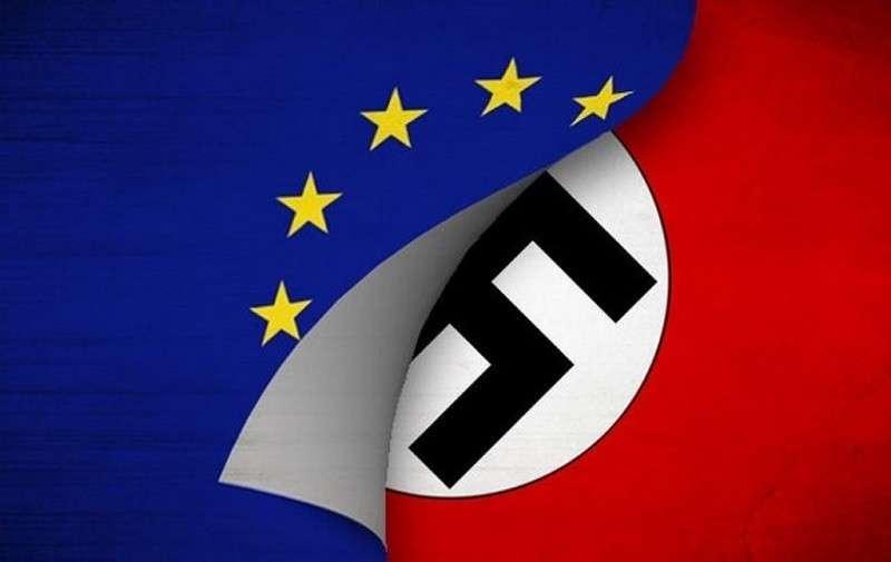 Меркель хочет поставить фюрером Еврорейха немца