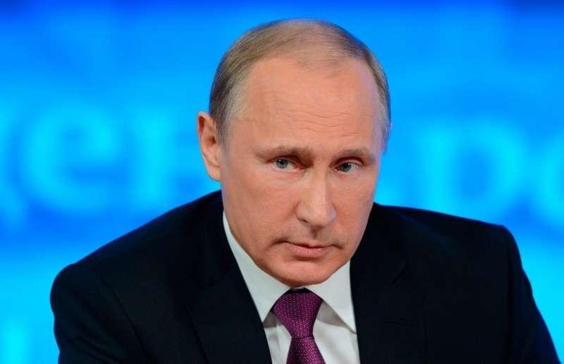 Владимир Путин включает Крым. Наконец-то!