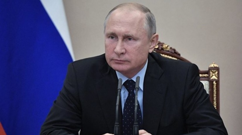 Большая пресс-конференция Владимира Путина пройдёт 20 декабря 2018 года