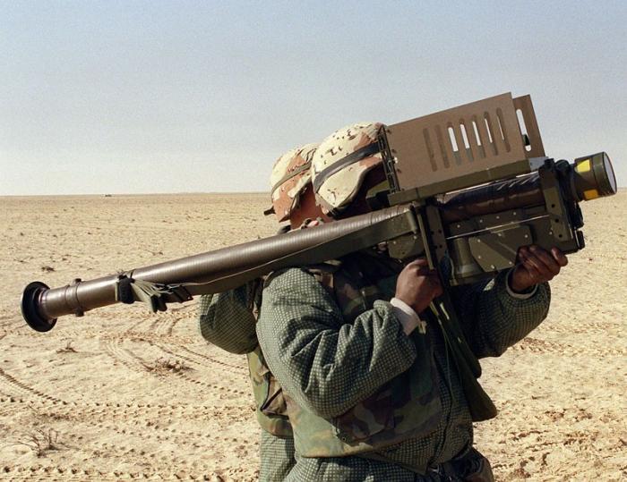 Сирия. У террористов в провинции Идлиб появились американские ПЗРК «Стингер»