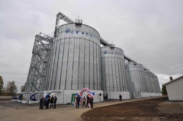 ВЯрославской области открыт новый элеватор
