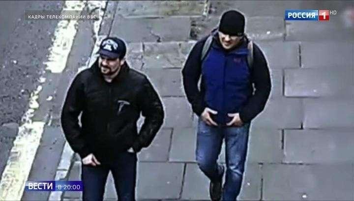 Петров и Боширов в Солсбери. Что проясняют страшные кадры?