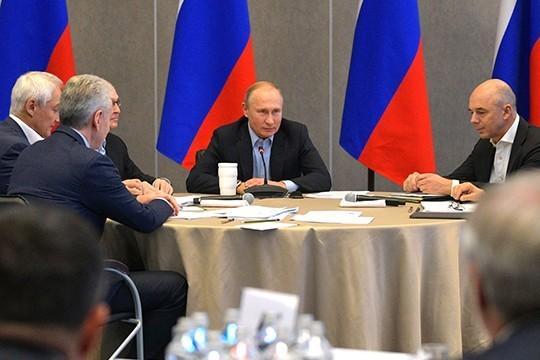 Крым. Заседание Госсовета превратили в мозговой штурм