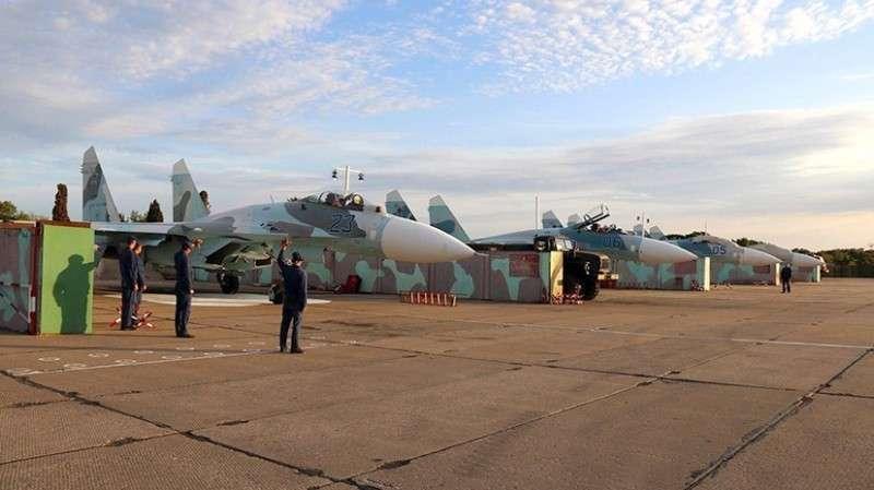 Аэродром Бельбек в Крыму способен принять самолёты любого класса
