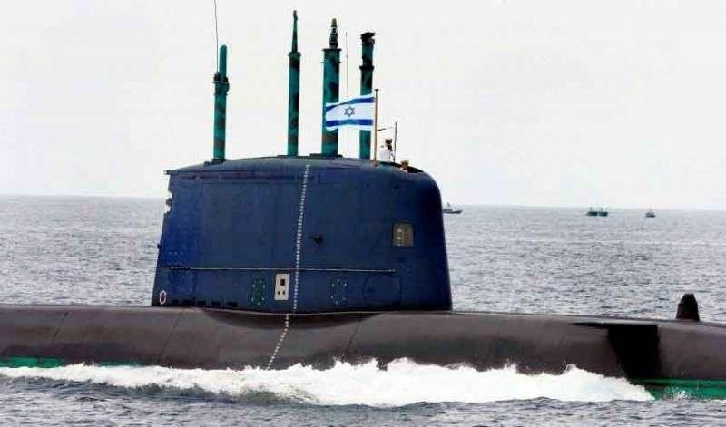 Подлодка Израиля потопила судно с ливанскими беженцами