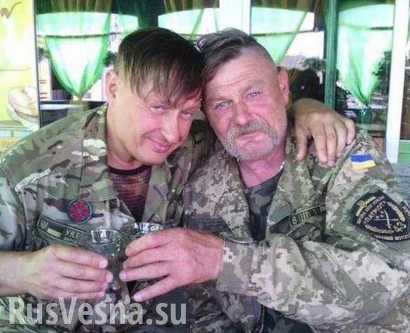 ДНР. Сводка о военной ситуации на Донбассе. Пьяные каратели ВСУ сожгли боевую технику