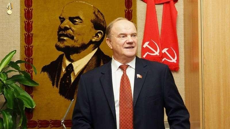 В рядах ООО «КПРФ» подрос наследник престола?