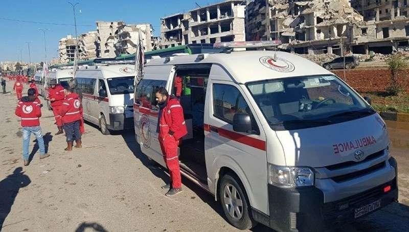 Новая химатака в Сирии: 73 жителям оказана медпомощь