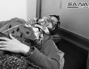Алеппо. Российские военные химики прибыли а пострадавший от химоружия город
