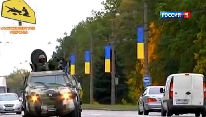 На Украине дикари рушат памятники Ленину (Рейнштейну)