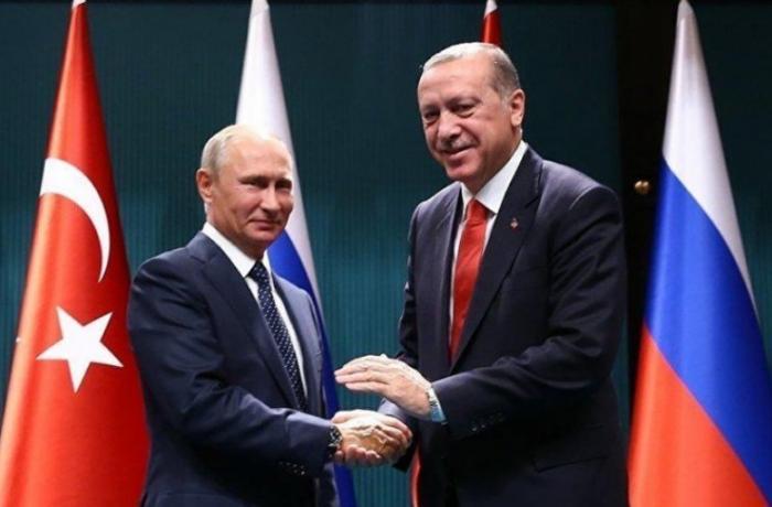 У Путина и Эрдогана открывается совместная игра